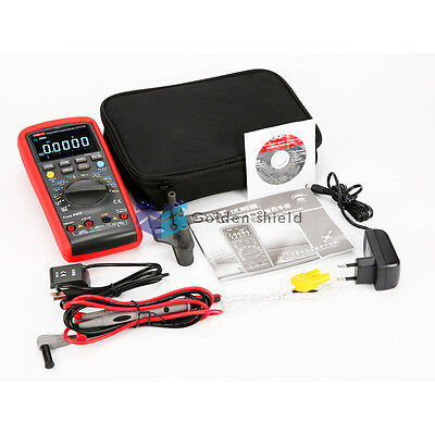 Uni-t Ut171b Industrial True Rms Digital Multimeter Test Ebtn Lcd Li-battery Usb