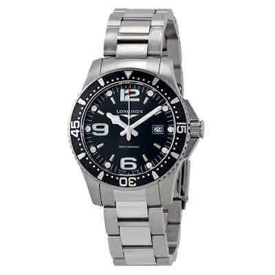 Longines HydroConquest Black Dial Men's Watch L3.730.4.56.6
