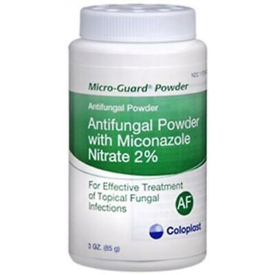 Antifungal Powder 3 Oz Bottle (DISCOUNT!!! Micro-Guard Antifungal 2% Strength Powder, 3oz Bottle, EA/1, #1337 )
