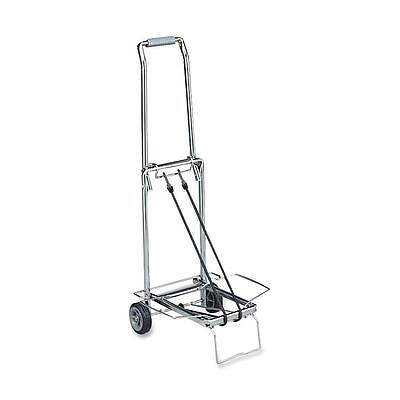 "Sparco Compact Luggage Cart 150 lb Cap. Open 14-3/4""x13-3/4""x35"" CE 01753"