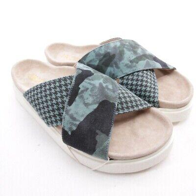 Inuikii Sandals Size D 38 Multicolour Ladies Shoes Shoes Flats Sandals New