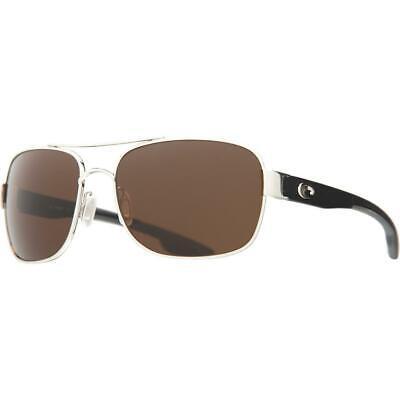 c3ea9cbe1e5cf Costa Del Mar Cocos Polarized Sunglasses 580G Glass Palladium Copper Aviator