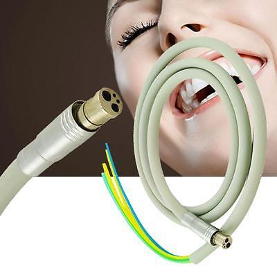 Silicone Dental Hose Tubes 4-hole For Air Turbine Motorhandpiece Durable