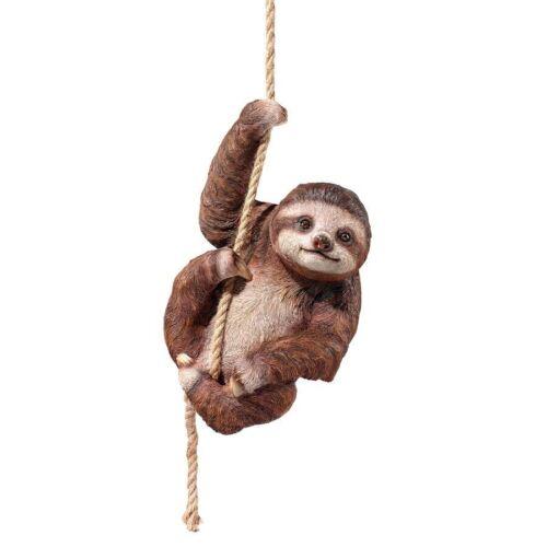 Tree Dweller Sloth Garden Sculpture Statue Flowerbed Outdoor Decor