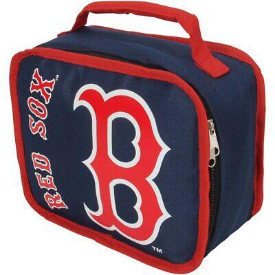 Boston Red Sox Lunch Box (Northwest MLB Baseball Lunchbox Boston Red Sox Insulated Lunch Box New )