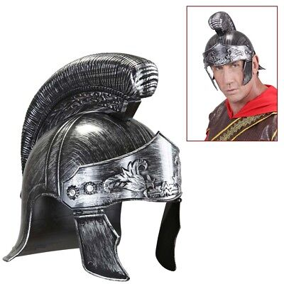 RÖMER HELM Karneval Antikes Rom Legionär Sparta Gladiator Kostüm Fest Deko (Gladiator Helm Kostüm)