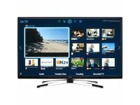 """Samsung 40"""" LED TV Full Smart WIFI Freeview HD TV with warranty"""