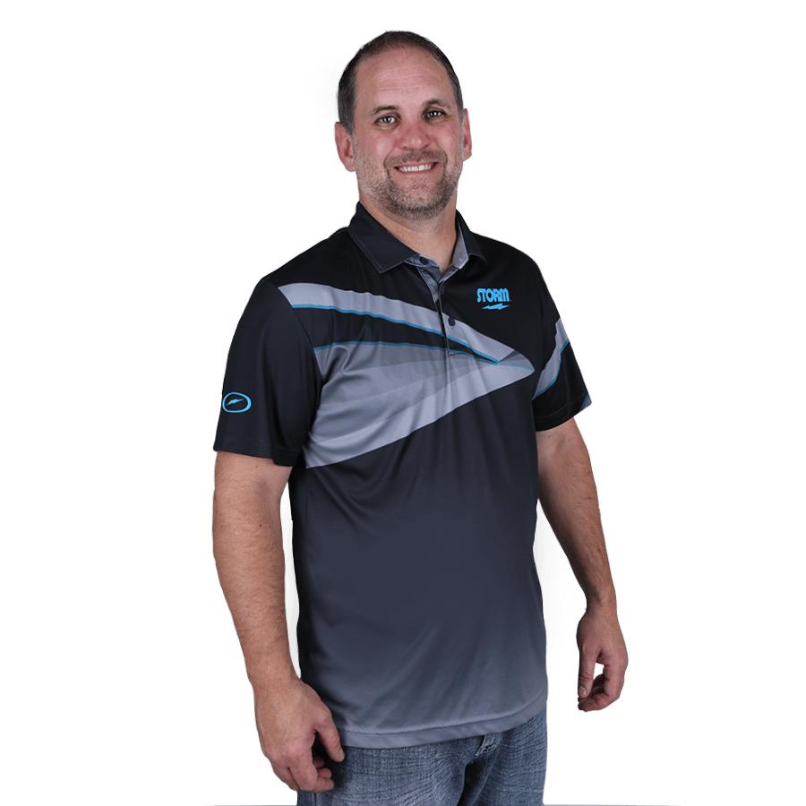 Storm Prizm Mens Bowling Jersey Shirt