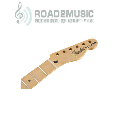 Fender Deluxe Series Telecaster Neck 22 Narrow Tall Frets Maple 0997600921