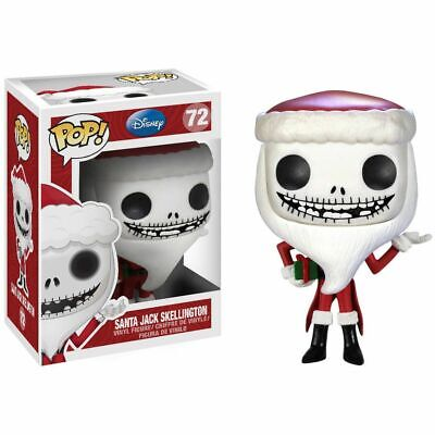 Jack From The Nightmare Before Christmas ( Pop! Vinyl Santa Jack from The Nightmare Before)