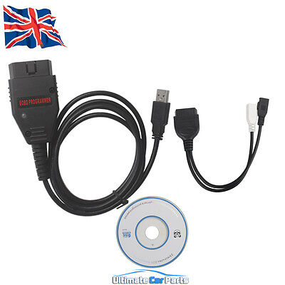 GALLETTO 1260 OBD OBD2 EOBD  ECU TUNING TOOL USB PC LEAD CABLE REMAP FLASHER UK