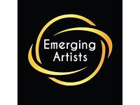 Emerging Artist Open Mic Night