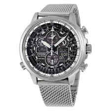 Citizen Navihawk UTC Eco-Drive Chronograph Men's Watch JY8030-83E