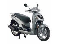 boation citi 2 125cc motorbike