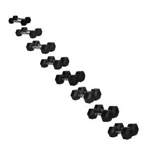 ARMORTECH COMMERCIAL GRADE HEX DUMBBELLS MEDIUM PACKAGE