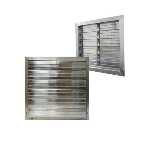 VES Environmental Solutions Exhaust/Intake Shutter (with optional motor kit)