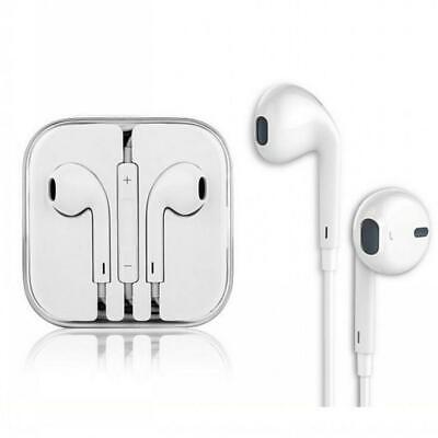 Apple Earpods GENUINE with Remote Microphone Volume Call Control MD827ZMA