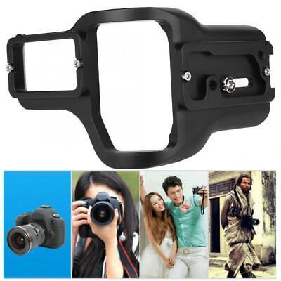 QR L-Shaped Camera Bracket Quick Release Vertical Grip for Nikon D4 D4S D5 Arca