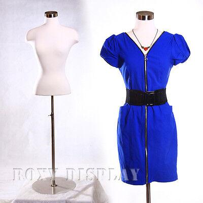 Female Size 4-6 Mannequin Manequin Manikin Dress Form 22sdd01bs-04