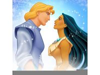 Pocahontas looking for a John Smith for Halloween