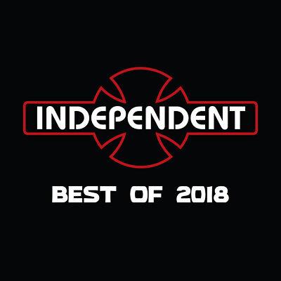 Independent Skateboard Trucks Best of 18 Skate Video DVD New in Plastic