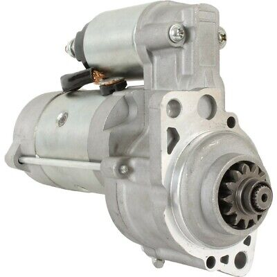 New Starter For Case 265 275 Tractor W Mitsubishi Diesel 1987-91 1962781c1 17096