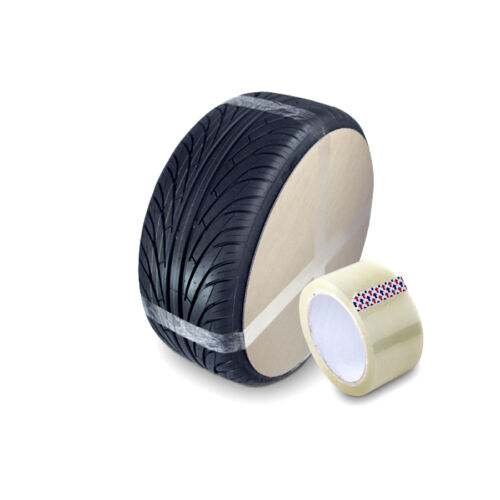 Angebot Reifenverpackung f�r 4 Reifen R�der Felgen Kartonage