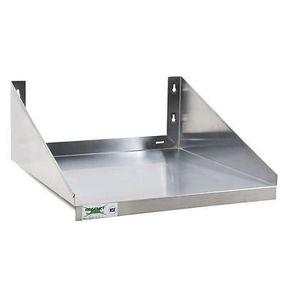 24 X 24 Stainless Steel Microwave Shelf Fast Shipping
