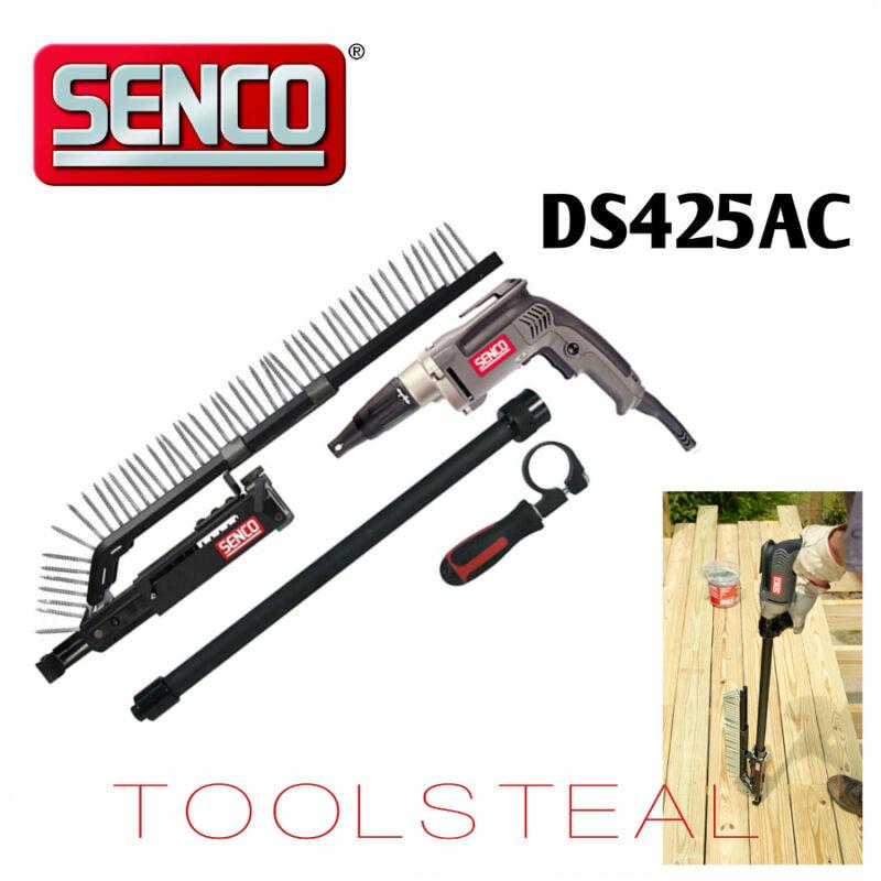 "SENCO DS425AC 3"" 2500 RPM Screwdriver & Attachment Kit NEW w/FULL WARRANTY"