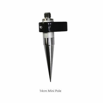 14cm Mini Prism Pole 58x11 For Topcon Sokkia Total Station Surveying 0.46ft