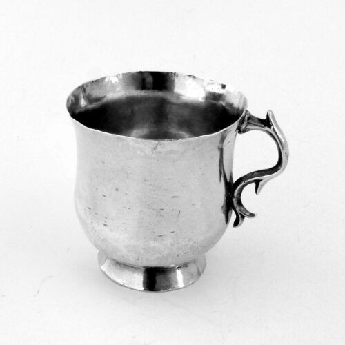 Spanish Colonial Cup Coin Silver No Mono