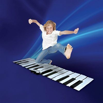 Giant Electronic Keyboard Floor Mat Large Kids Piano Playmat Toy](Giant Floor Keyboard)
