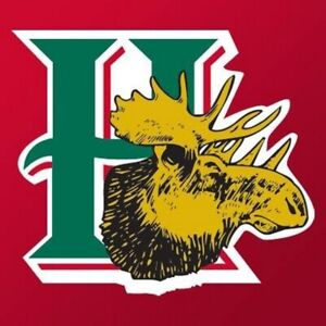 2 LB Moosehead tickets Section 19 Row A. Game 4, April 24th