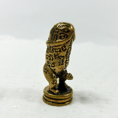 Big Palad Khik Penis Stand Charm Lucky of Love Fertility Pendant Talisaman