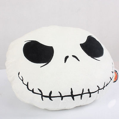 Nightmare Before Christmas Pillow (The Nightmare Before Christmas Jack Skellington Plush Pillow Collection Toy 12