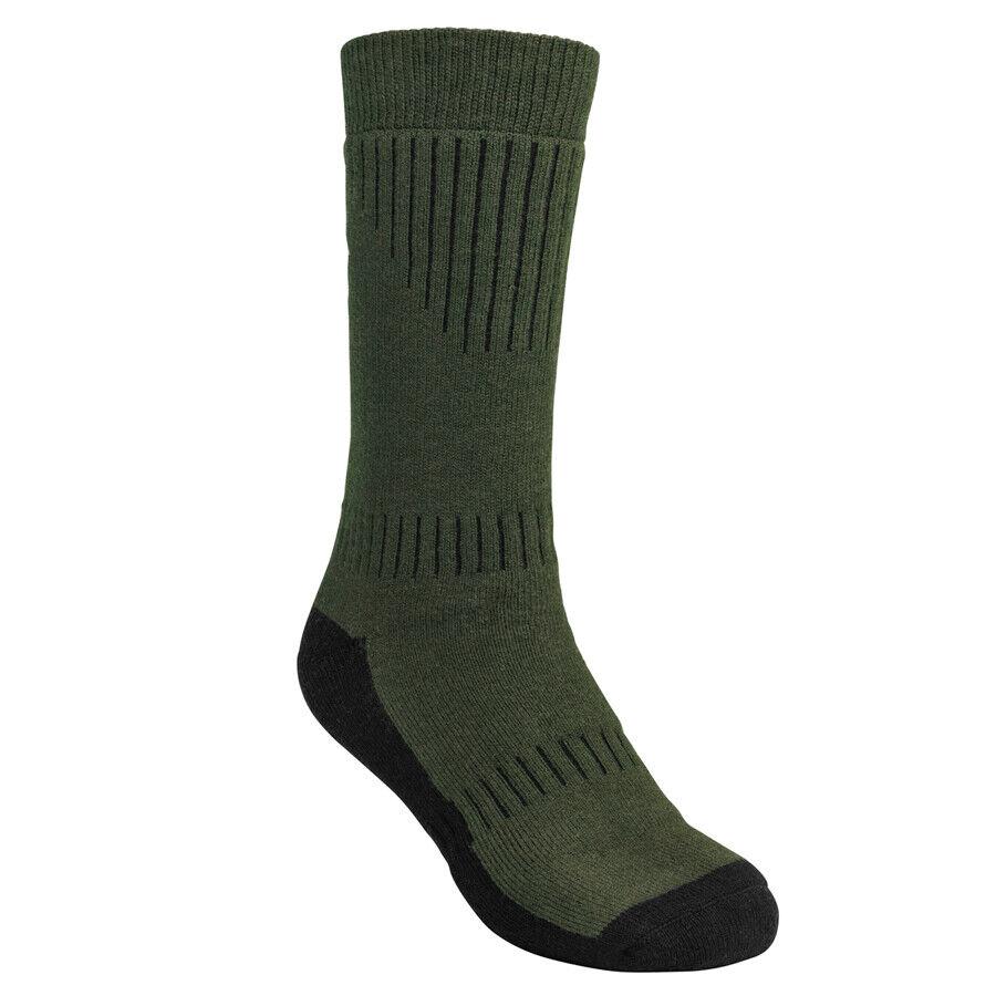 Pinewood Drytex Mid Socken grün Strümpfe Schuhe Stiefel Outdoor Jagd Forst