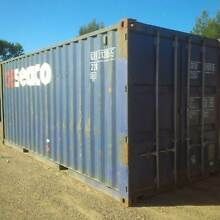 20 Foot A grade shipping container Molong Cabonne Area Preview