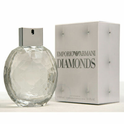 Emporio Armani Diamonds Perfume 3.4 1.7 oz EDP Spray for WOMEN by Giorgio Armani