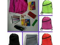Back to school gift bags