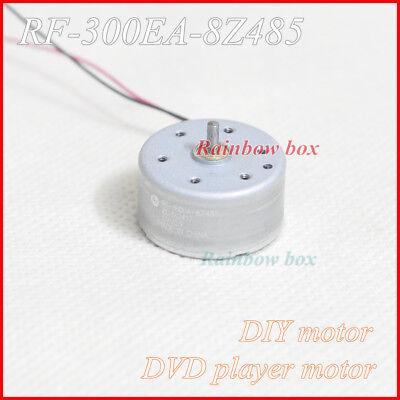 1pcs Rf-300ea Dc 5.9v Dvd Movement Player Motor Solar Toy Motor Fan Motordiy