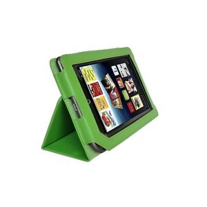 Genuine-Leather-Cover-Case-for-Barnes-Noble-Nook-Tablet-Color-with-Stand-GR-10