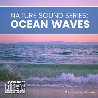 Nature Sound Series: Ocean Waves - Sleep Aid - Meditation - Relax - CD Audio