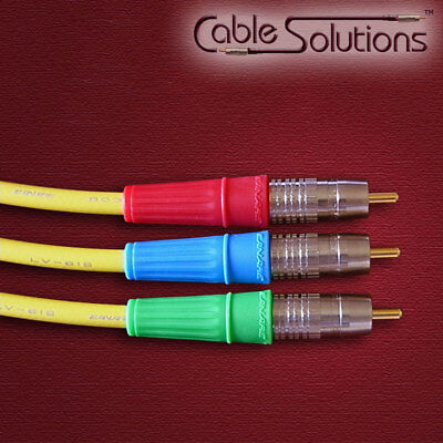 Canare Lv 61S Pro Series Component Video Cables 0 8M