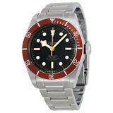 Tudor Heritage Black Bay Automatic Black Dial Stainless Steel Mens Watch