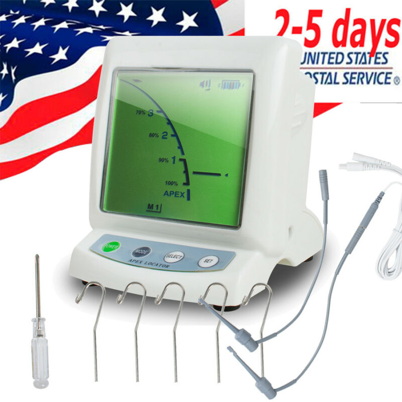 Dental Apex Locator Root Canal Finder Endodontic FDA USA Ship