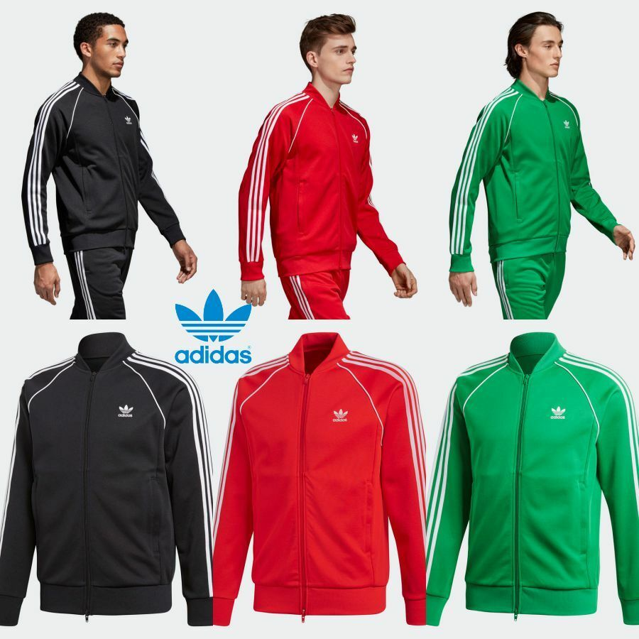 ADIDAS Originals SST Track Training Set Jacket Kleidung