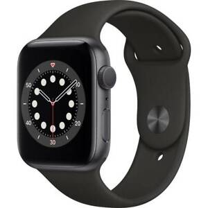 BRAND NEW SEALED APPLE WATCH SERIES 6 GPS 44MM SPACE GREY