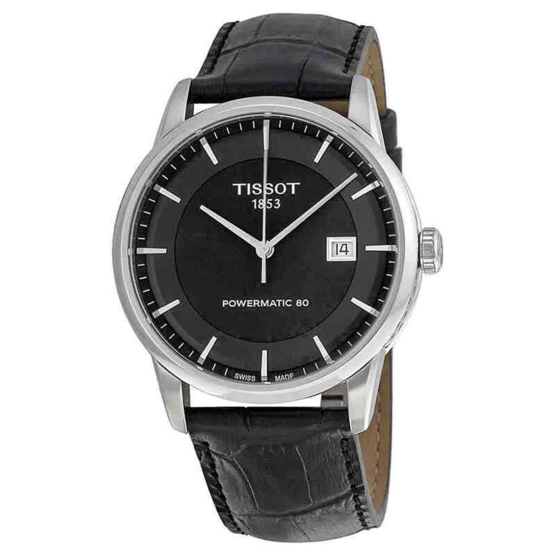 Tissot-Luxury-Powermatic-80-Black-Dial-Men-Watch-T0864071605100