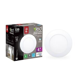 """Xtricity 4"""" LED Recessed Light (BRAND NEW)"""