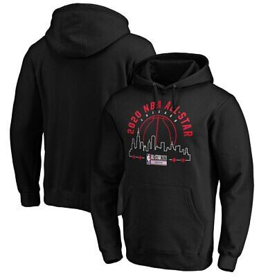 2020 NBA All-Star Game Got The Skills Pullover Hoodie - Black All Star Pullover